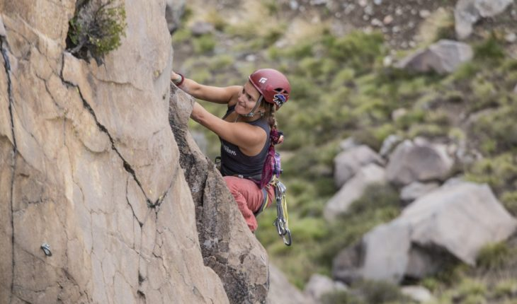 """Rockers"", the National meeting of women climbers will make their second version in the region of Atacama"