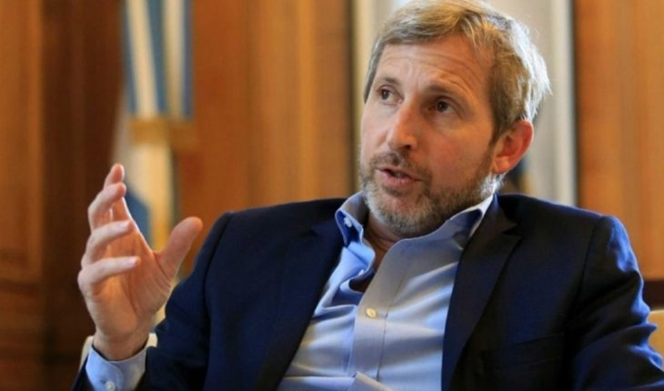 """Rogelio Frigerio: """"The agreement is the need that Argentina has"""""""