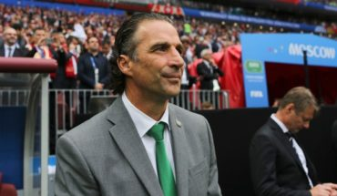 San Lorenzo and Juan Antonio Pizzi had their first approach