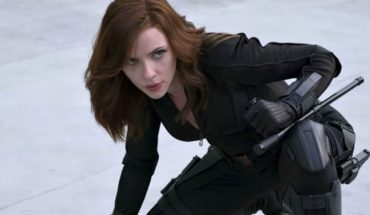 """Scarlett Johansson in """"Black Widow"""": Look at the first images of the filming"""