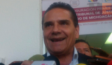 Security in the municipalities it is the responsibility of the mayors: Silvano Aureoles
