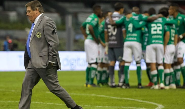 Semifinal America vs. León could be suspended for contamination in CDMX