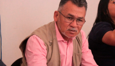 Sergio Báez highlights, working in favor of the migrant Michoacan
