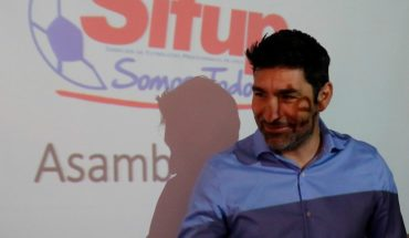 Sifup announces stoppage in Chilean football for non-compliance with ANFP