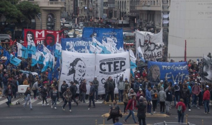 Social movements marched to ANSEs and Social development
