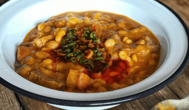 Step by step to make a good northern Locro, for @cookvanoyen