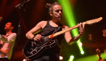 Stolen instruments and beat two members of the staff of Café Tacvba in Puebla
