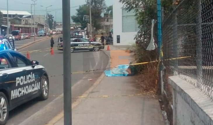 Subject attacks marriage in Zitácuaro, Michoacán; There's a dead