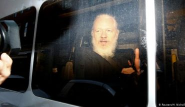 Swedish prosecutor's Office calls for the arrest of Assange as a rape suspect