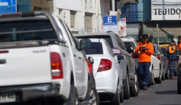 TC failed in favor of company by parking meters in the commune of Recoleta