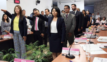The Electoral Institute of Michoacán makes new appointments
