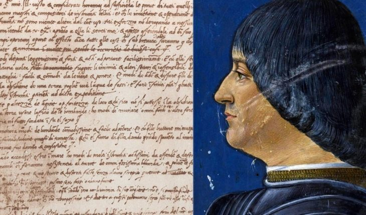 The curriculum of Leonardo   Cutting edge News
