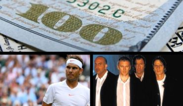 """The dollar went up, avoids historical, controversial Nadal, Fury for """"The simulators"""", the new of Jimena Barón and much more..."""