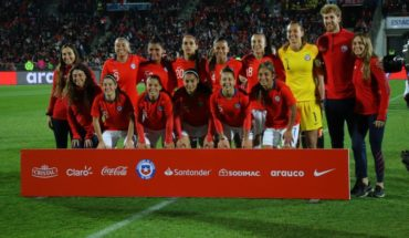 The female ' red ' fell to Germany in last apronte before the World Cup
