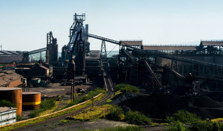 The reasons for the freezing of accounts at blast furnaces
