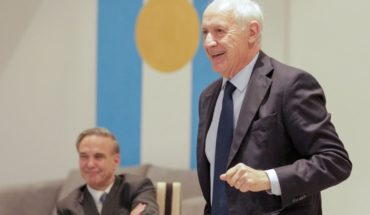 """The response of Lavagna to change: 10 points for a """"Government of unity"""""""