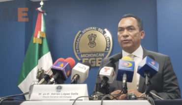 The ten killed in the shooting of Uruapan, are of a single criminal group: prosecutor of Michoacán