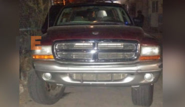 They recover four vehicles with report of robbery, in different colonies of Morelia