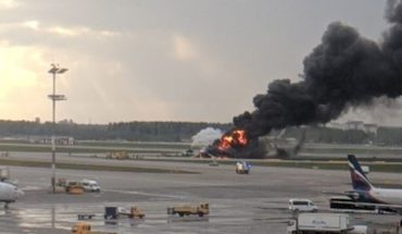 They recovered the black boxes of the plane burned in Moscow