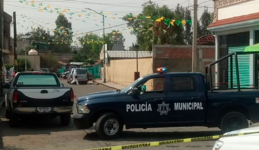 Thieves kill a man who had just left the bank in Morelia, Michoacán