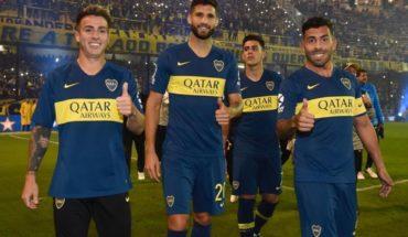 This will be the new Boca juniors 2019/20 Shirt