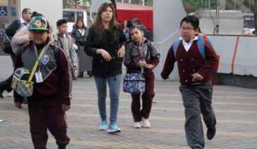 Thousands return to school on Monday, after a contingency suspension