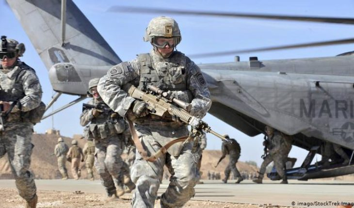 Trump announces dispatch of 1,500 military to Middle East