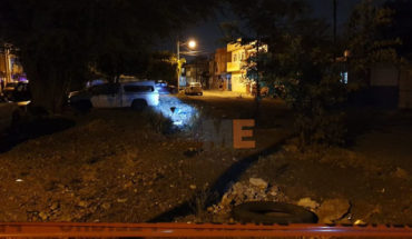 Two young men are shot to death in Zamora, one of them passed away