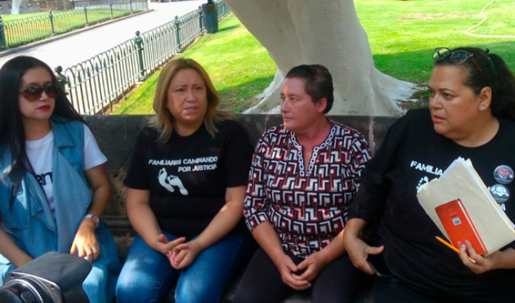 """V Caravan """"Looking to find"""", left 40 new cases of disappearance in Michoacán"""