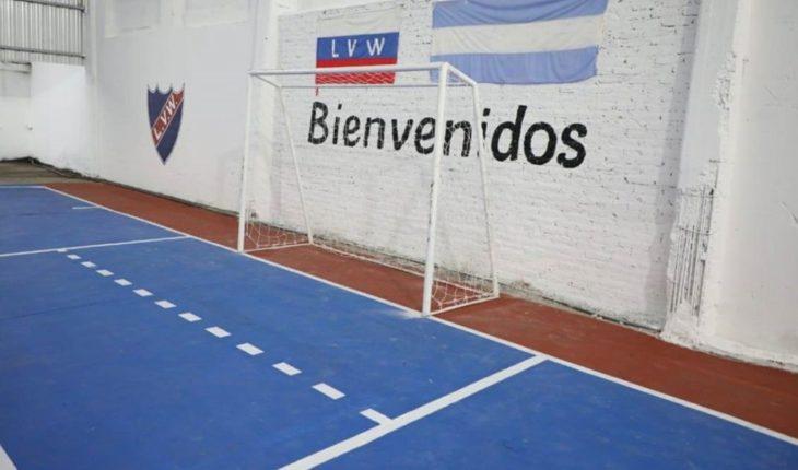 Vidal announced discounts on light rate for neighborhood clubs