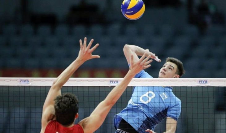 Volleyball: Argentina is measured with Portugal in the Aconcagua Arena