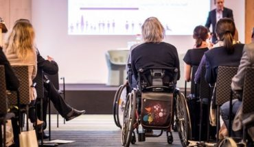 What does the initiative for the modernization of the working day for people with disabilities