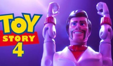 What is Keanu Reeves ' character in Toy Story 4?