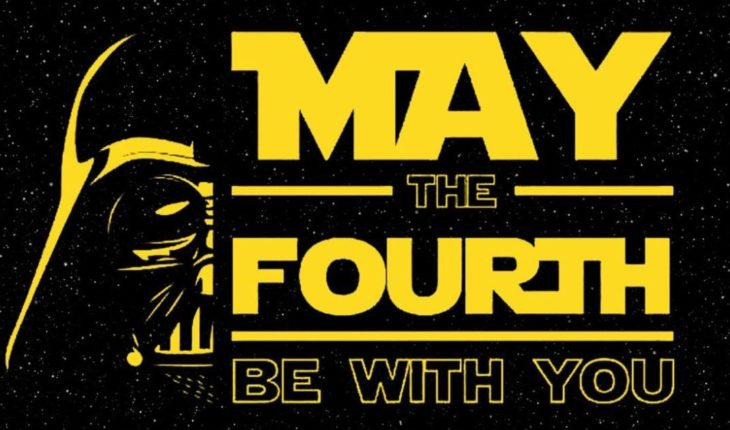 Why is the 4th of May the Star Wars day?