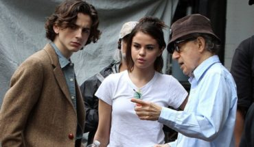 Woody Allen's movie will be released in Europe, but not in New York