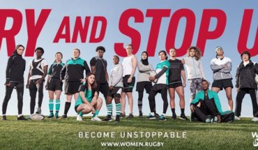 World Rugby presented the campaign of the World revolution of the Women's sport