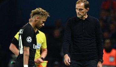 ¡Conflicto en el PSG! Tuchel no soporta a Neymar
