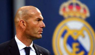 ¡Ilusionados! El once que prepara Zidane con la nueva generación de galácticos