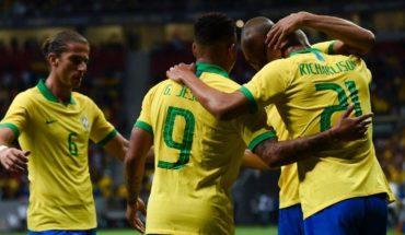 ¡Polémica! La Policía detuvo una fiesta con seleccionados de Brasil involucrados