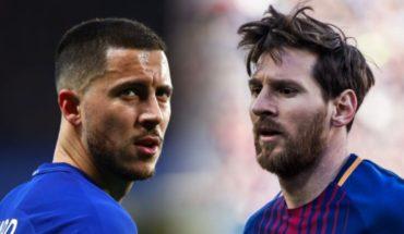 ¿Mal comienzo en el Real Madrid? Hazard se deshace en elogios hacia Messi