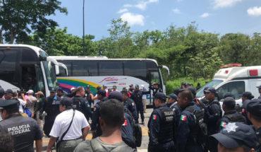 ¿Por qué detuvieron a los defensores de migrantes en Chiapas?