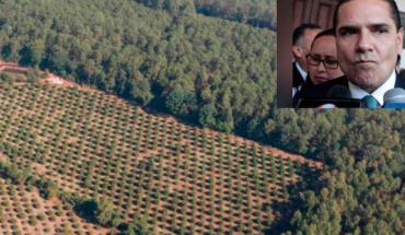 """""""En 20 años la Semarnat no ha dado permisos para cambio de uso de suelo"""", Silvano Aureoles"""