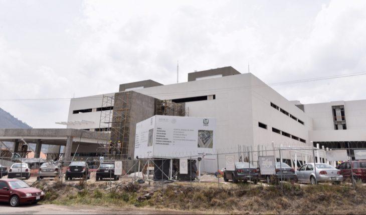 180 obras de hospitales suspendidas por corrupción o presupuesto: Salud