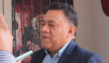Acusa Fermín Bernabé de golpeteo contra fracción parlamentaria de Morena