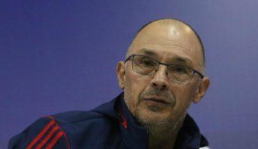 Arias dice que la Selección apagó el incendio en la U