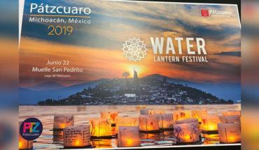 """Aseguran cero contaminación durante el """"Water Lantern Festival"""" en Pátzcuaro"""