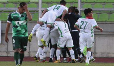 Audax Italiano se impuso de visita ante Santiago Wanderers por la Copa Chile