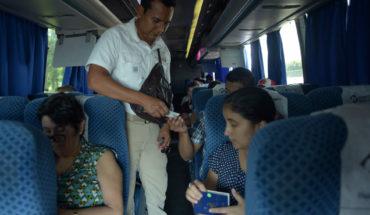 Autobuses pedirán identificación al comprar boletos