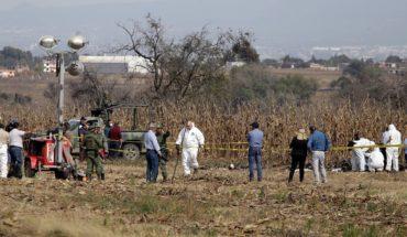 Autoridades descartan fallas en helicóptero de Martha Erika