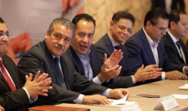 Ayuntamiento de Morelia firma convenio con el Gobierno del Estado en materia de la Reforma Regulatoria